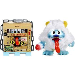 Boneco Crate Creatures Surprise Blizz - Candide 4401