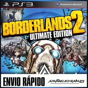 Borderlands 2 Ultimate + Dlcs - Jogos Ps3 Midia Digital