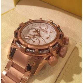 0ca55a5355d Relogio Invicta Bolt Zeus Rose - Relógios De Pulso no Mercado Livre ...