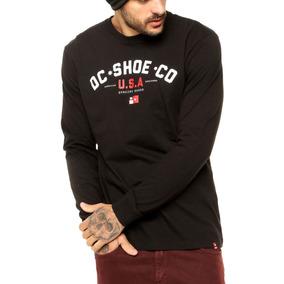 5c3843c73a290 Dc Shoes - Camisetas e Blusas no Mercado Livre Brasil