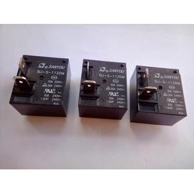 Rele Sli-s-112dm30a Placa Ar Condicionado Split 3 Pçs