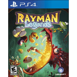 Rayman Legends Ps4 Digital Gcp