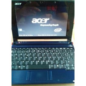 Mini Laptop Acer Aspire One (disco Duro Malo)