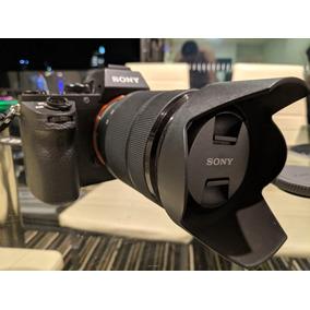 Sony A7ii Full Frame Mirrorless + Lente 28-70mm + Sd 32gb