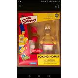 Homero Simpson Boxeador Playmates