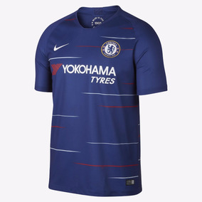 Camisa Nike Chelsea I 2018 19 Jogador Masculina Original f83354461aa14