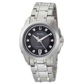 db7cd63e462 Relogio Bulova Diamante - Relógio Bulova no Mercado Livre Brasil