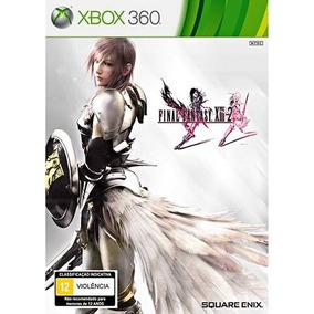 Final Fantasy Xiii-2 Xbox 360 Novo Lacrado Mídia Física