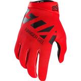 Luva Fox Bike Ranger Gel 18 Vermelho Rs1