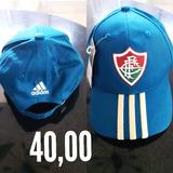 4f735815de8d7 Bone Adidas Do Fluminense no Mercado Livre Brasil
