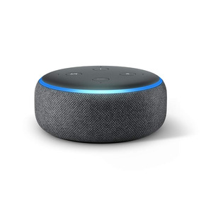 Amazon Echo Dot 3rd Gen Terceira Geracao Preto