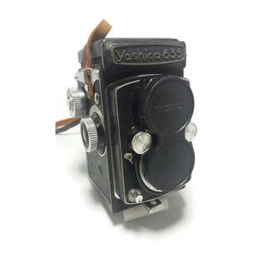Cámara Yashica 635 Vintage
