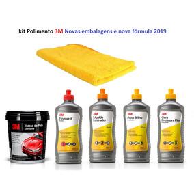 Polimento 3m - Limpeza Automotiva no Mercado Livre Brasil 90bae93a0d9
