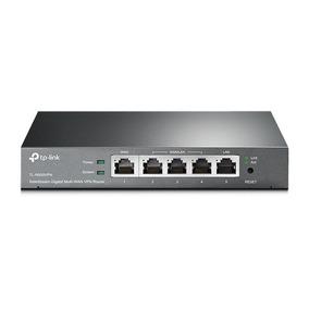 Roteador Vpn Broadband Gigabit Safestream Tl-r600vpn