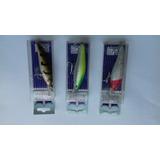 Kit Com Três Iscas Artificiais Shiner King70