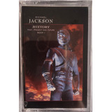 Michael Jackson - History (cassette)