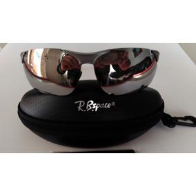 2cd6c0aa1b886 Óculos Sol Rb. Space Esporte Polarizado Lentes Uv400-silver. R  121