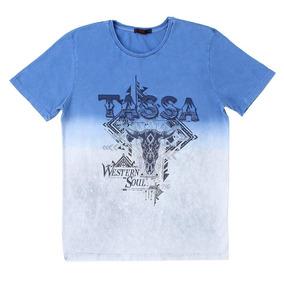 Camiseta Tassa Masculina - Camisetas Manga Curta para Masculino no ... a6222e500f0f4