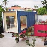 Projeto Construção Casa Container Barato Envio Grátis
