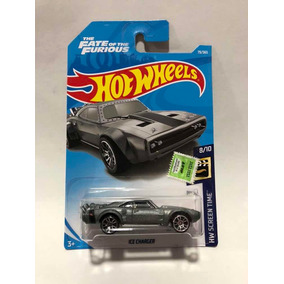 Auto De Colección Hot Wheels Ice Charger Fast & Furious