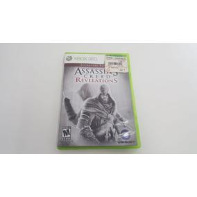 Assassins Creed Revelations - Xbox 360 - Original