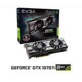 Tarjeta De Video Evga Geforce Gtx 1070 Ti Sc Gaming Black 8g