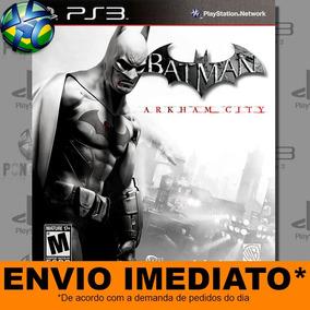 Batman Arkham City   Mídia Digital Psn - Promoção - Ps3