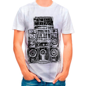3b3803d250de5 Sound System Reggae Camiseta Personalizada - Calçados