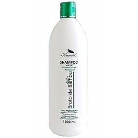 5cef0907d3 Kit Reconstrução Mandioca Aramath Cosméticos 3x1000ml. São Paulo · 2  Shampoo Aramath Broto De Bambu 1 Litro