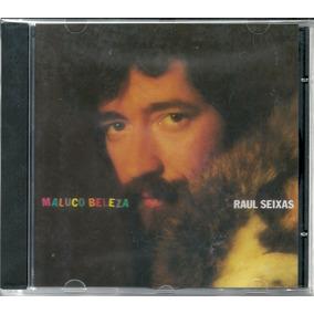 Cd Raul Seixas - Maluco Beleza - Wea Orig, Lacrado Rock