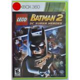 Lego Batman 2 Xbox 360 Infinity Games