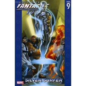 Marvel Ultimate Fantastic Four - Silver Surfer - Volume 9