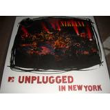 Nirvana - Unplugged In New York (lp, Vinilo, Vinil, Vinyl)
