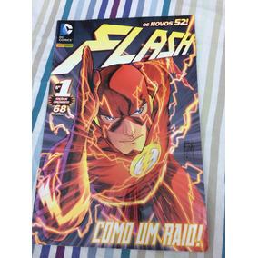 Flash Vol 1 Novos 52