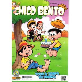 Chico Bento 27 2ª Serie - Panini - Bonellihq Cx142 B18