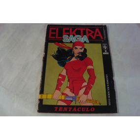 Gibi Abril / Elektra Saga / Parte 2 De 6 / Tentaculo