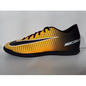Chuteira Nike Mercurial - Chuteiras Nike para Adultos no Mercado ... 4abc9ba083e16