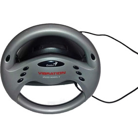 Volante Para Pc Genius Speed Wheel 3 Vibration