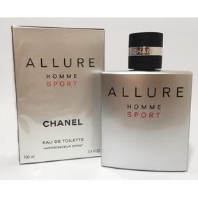 f5ec27030b3202 Perfume Allure Homme Sport 100 Ml - Original E Lacrado