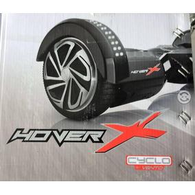 Hover X Vento Usado Con Casco Y Mochila