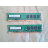 Memoria Ram 1gb/tableta Ddr2 800mhz Pc2-6400u Usadas