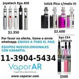 Vaporizado Electronico - Cigarro Completo