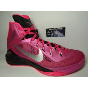 Nike Hyperdunk 2014 Pink Cancer (29.5 Mex) Astroboyshop