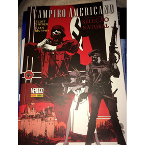 Vampiro Americano Seleção Natural