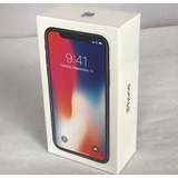 Apple Iphone X 64gb Sellado Y Liberado 1 Año De Garantía