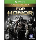For Honor Gold Edition - Xbox One - Offline