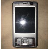 Nokia N95 4gb Prata Original Nacional Wifi Gps Câmera 5 Mp