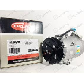 Compressor De Ar Celta/prisma/agile- 5pk Delphi