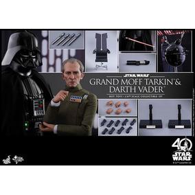Hot Toys Exclusivo Darth Vader & Grand Moff Tarkin Ep.iv