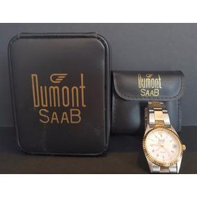1c634f38fc6 Relógio Dumont Saab - Relógios De Pulso no Mercado Livre Brasil